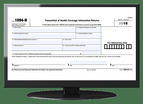 ACA Reporting Solution & 1095-B/1095-C Online Filing